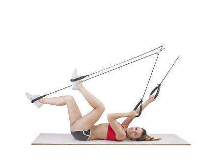 фото упражнений на тренажере похудей