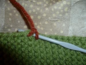 фото схемы вязания рачьего шага