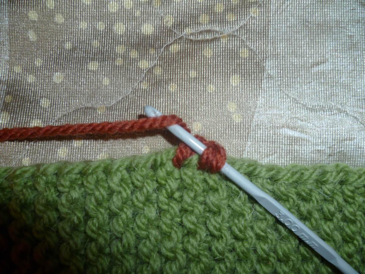 Видео урок: Вязание крючком для начинающих - Урок 1 49