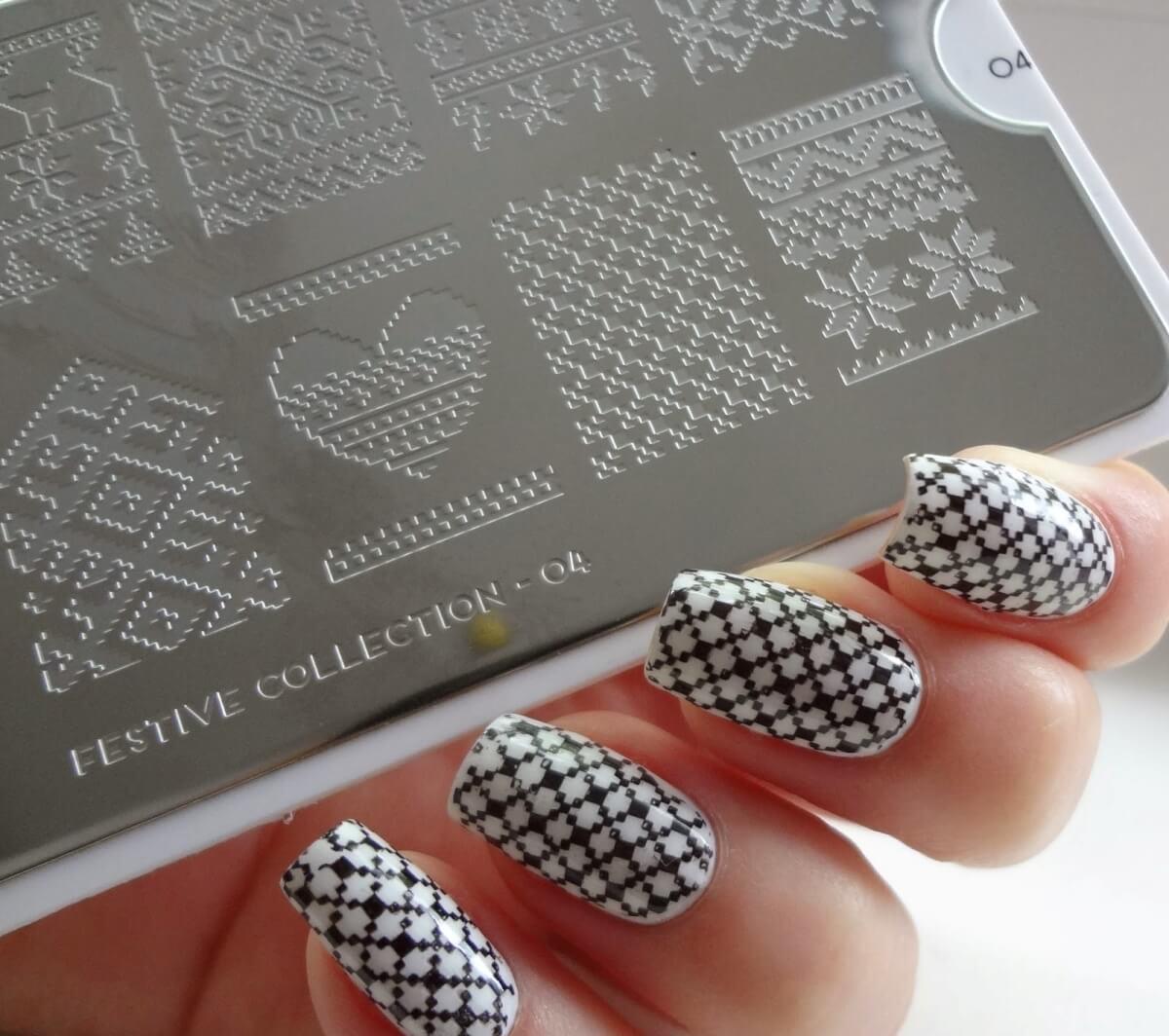 Как пользоваться штампом для ногтей