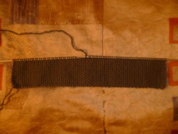 фото вязание шапки