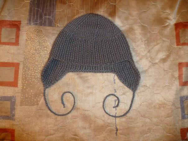 шапки с длинными ушами фото
