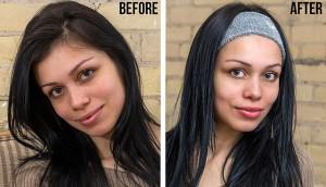 фото отзывы массаж лица до и после