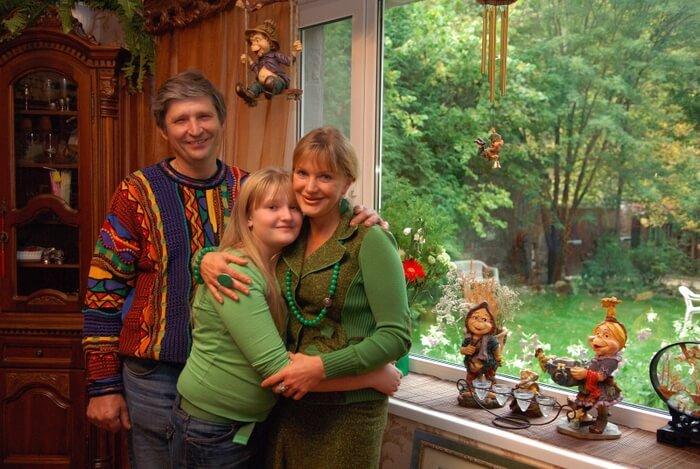 развод Елены Прокловой фото