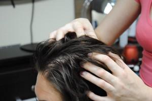 фото пилинга кожи головы в салоне