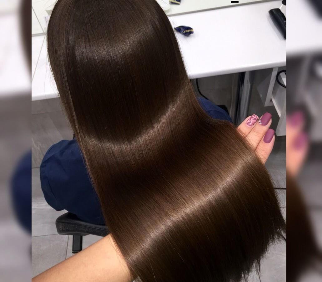 Маска для роста волос dead sea