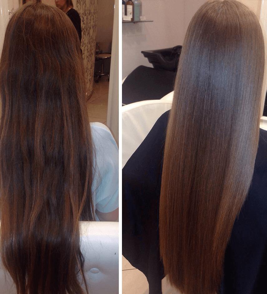 домашний ботокс волос