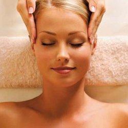 фото техники медового массажа лица