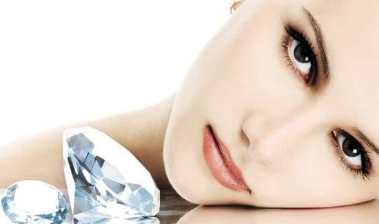 фото алмазного пилинга