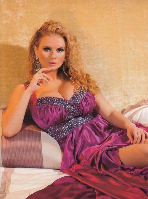 фоторазмер бюста Анны Семенович