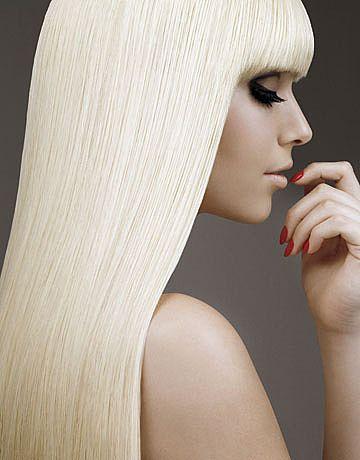 фото горячего обертывания для волос