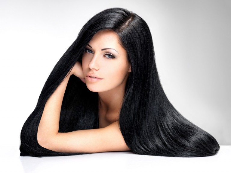 фото ленточного наращивания волос