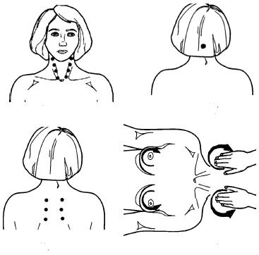 фото массажа шиацу для увеличения груди