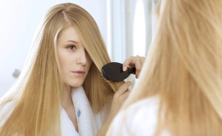 фото как правильно ухаживать за нарощенными волосами