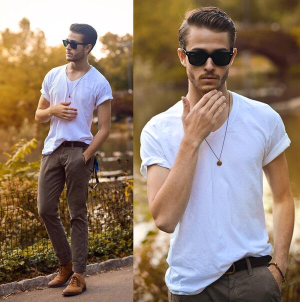мужские стрижки ретро