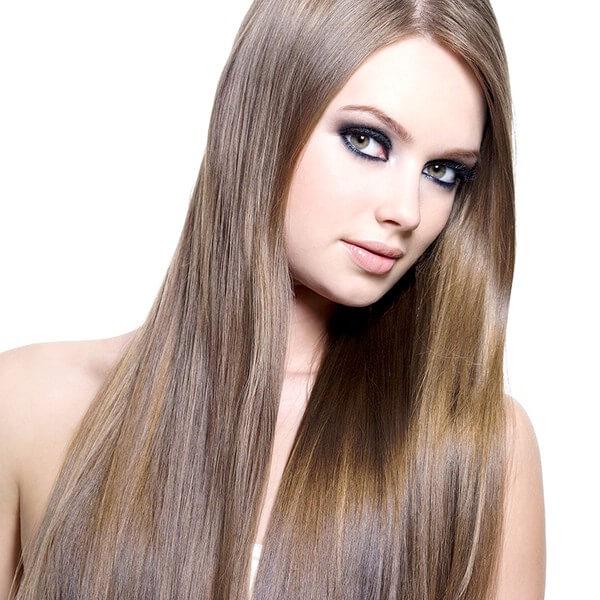 выпрямление волос в домашних условиях фото