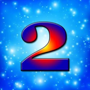 цифра 2 в нумерологии фото
