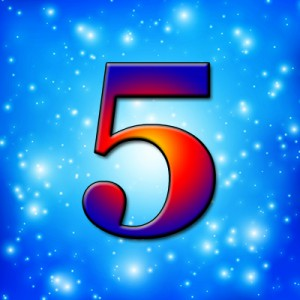 цифра пять в нумерологии
