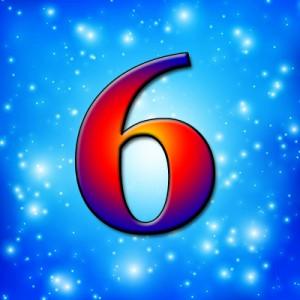 фото цифра шесть в нумерологии