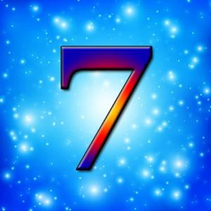 фото цифра семь в нумерологии