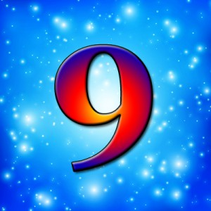 фото цифра девять в нумерологии