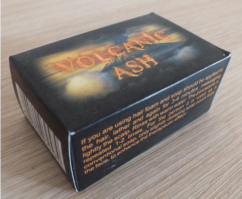 арабское мыло из пепла вулкана