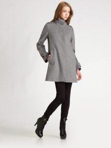 пальто для фигуры груши фото