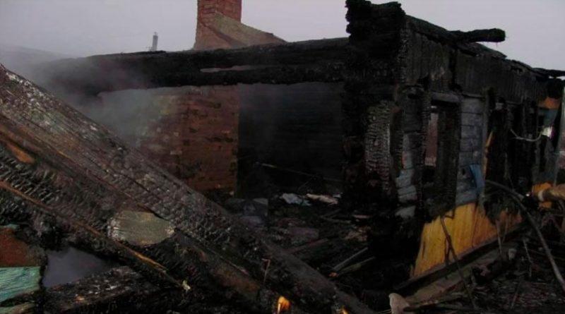 Приснился сгоревший дом