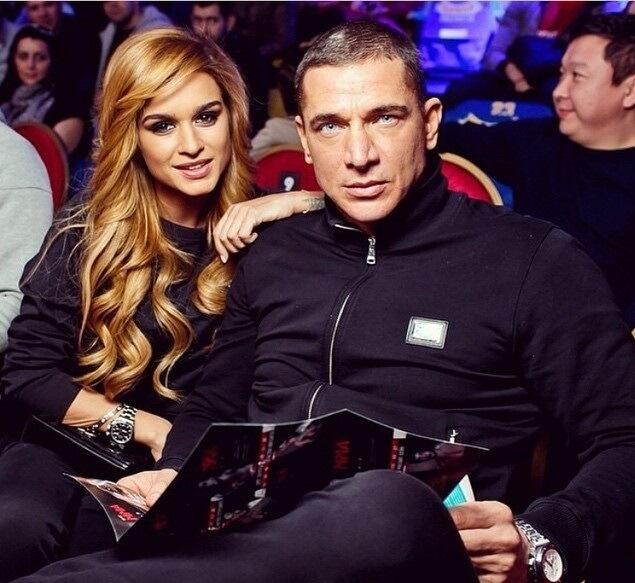 Бородина и Омаров фото