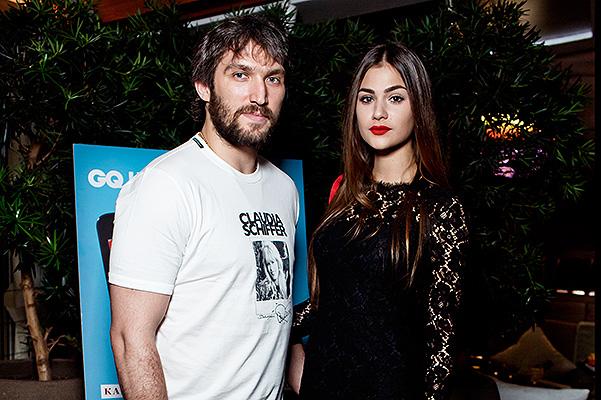 Фото Овечкин и Шубская вместе