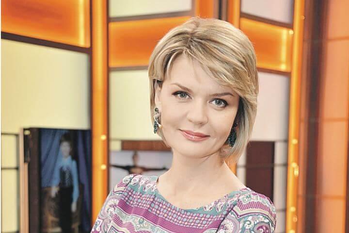 фото Юлия Меньшова и работа на телевидении