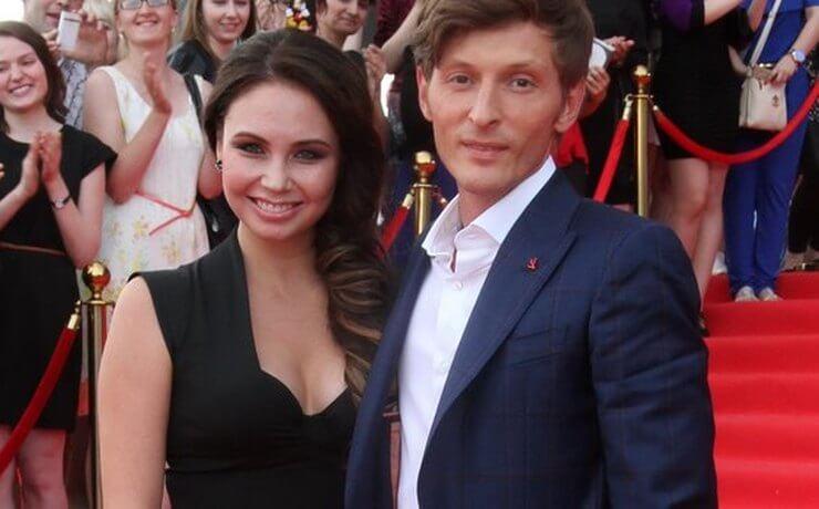 фото Утяшевой с супругом