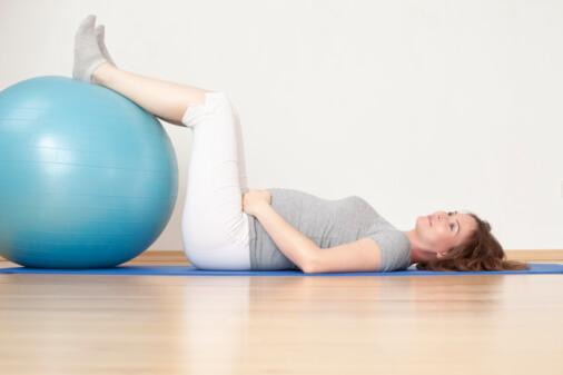 фото упражнения Кегеля после родов