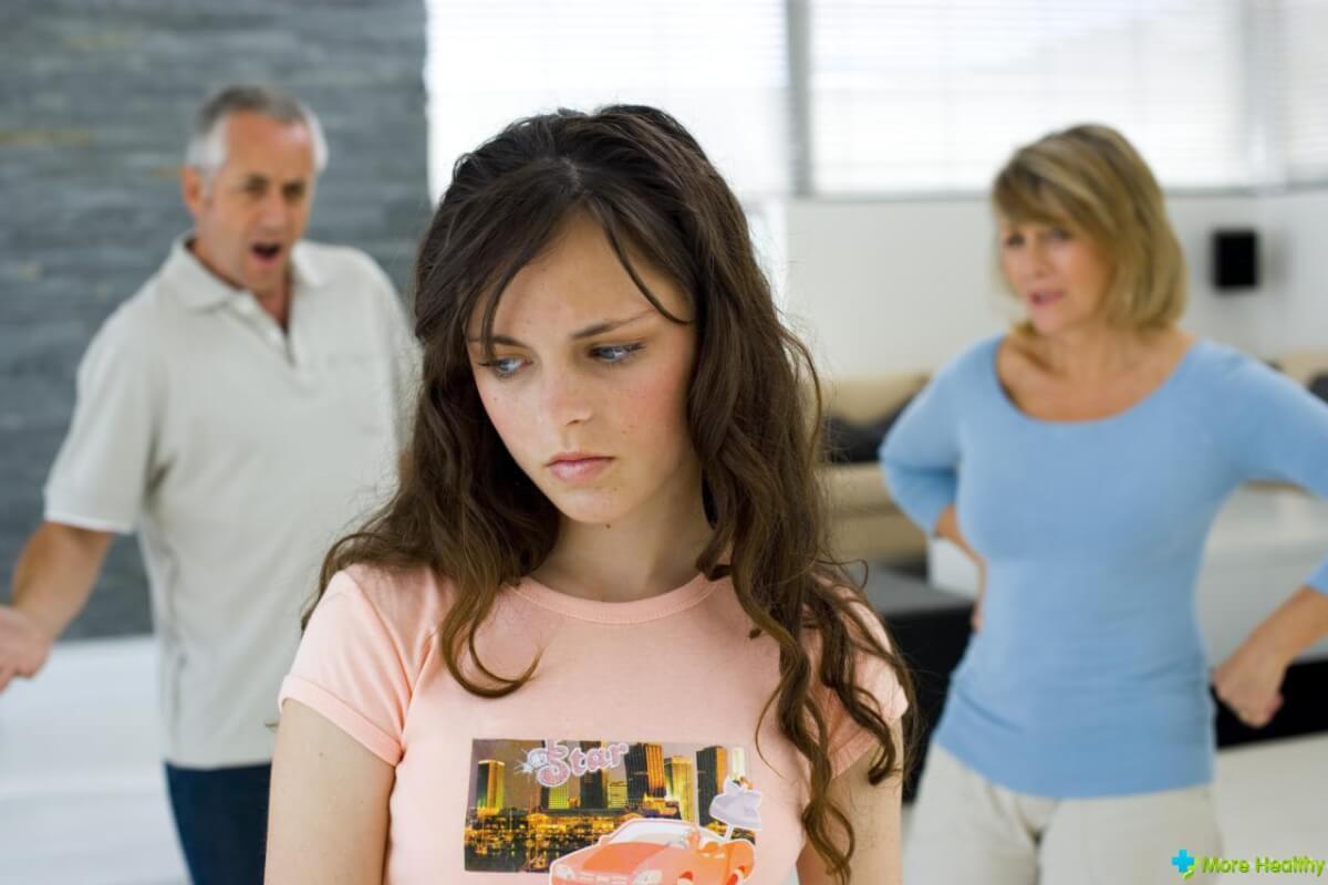 Фото почему у девочек задержки