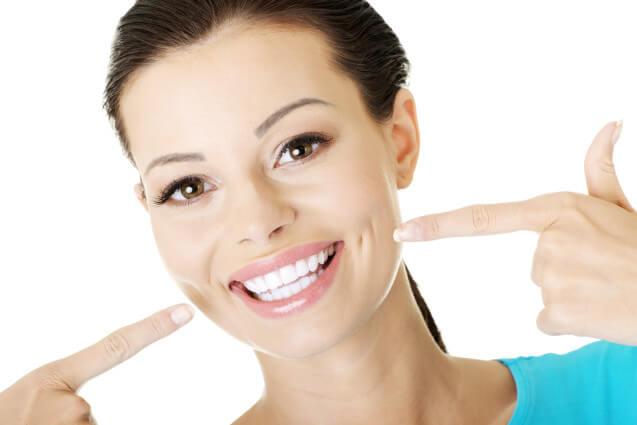 фото белоснежной улыбки