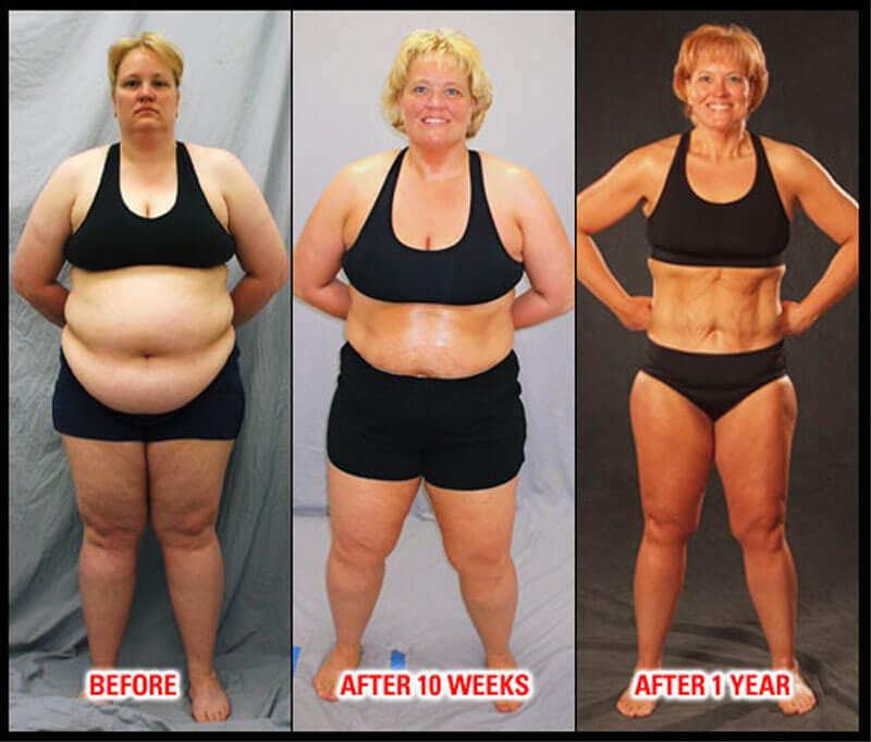 Фото до и после занятий бодишейпингом