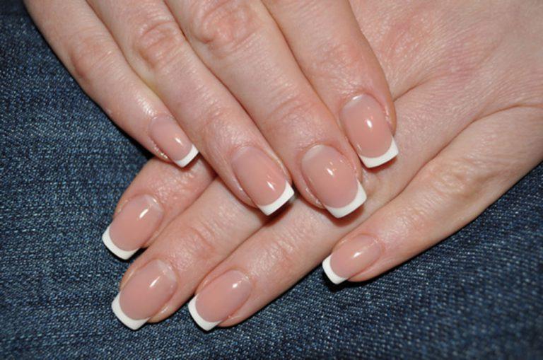 Фото наращенных ногтей гелеи