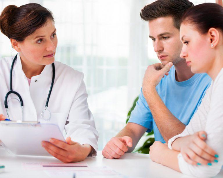 Фото выбор клиники и подготовка к инсеминации