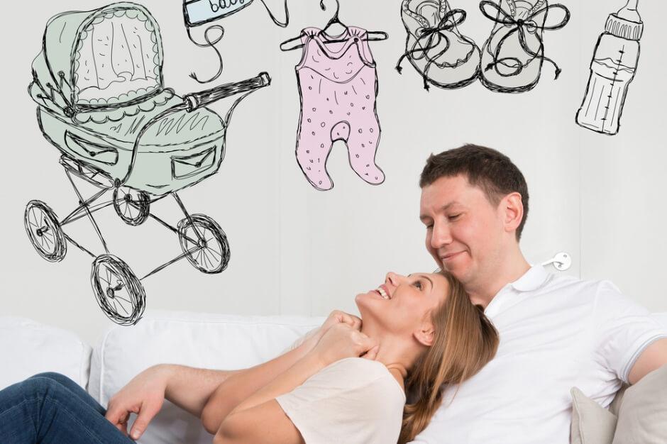 Фото счастливое планирование беременности