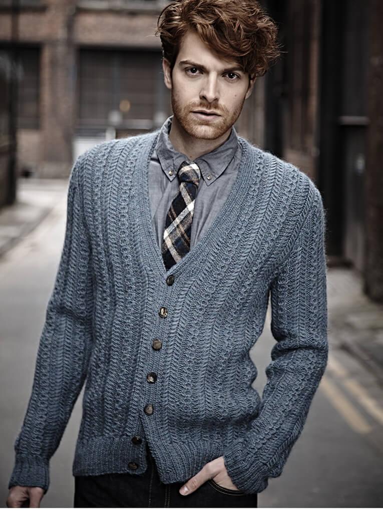 Фото вязаные кардиганы для мужчин мода 2016 года