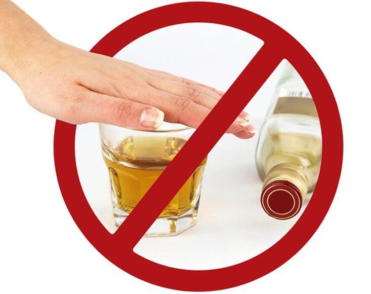 Фото меры предосторожности от алкогольной интоксикации