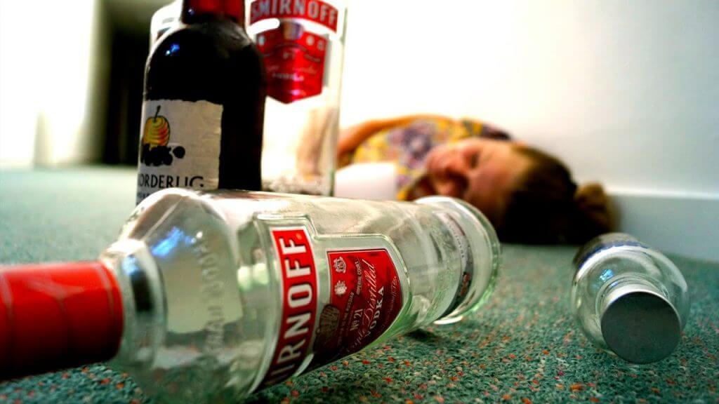 Фото тяжести отравления алкоголем