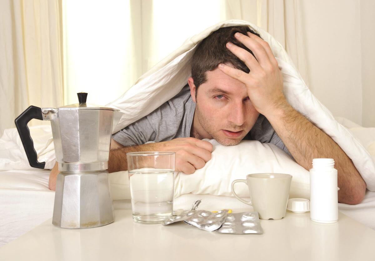 Как в домашних условиях снять сильный похмельный синдром
