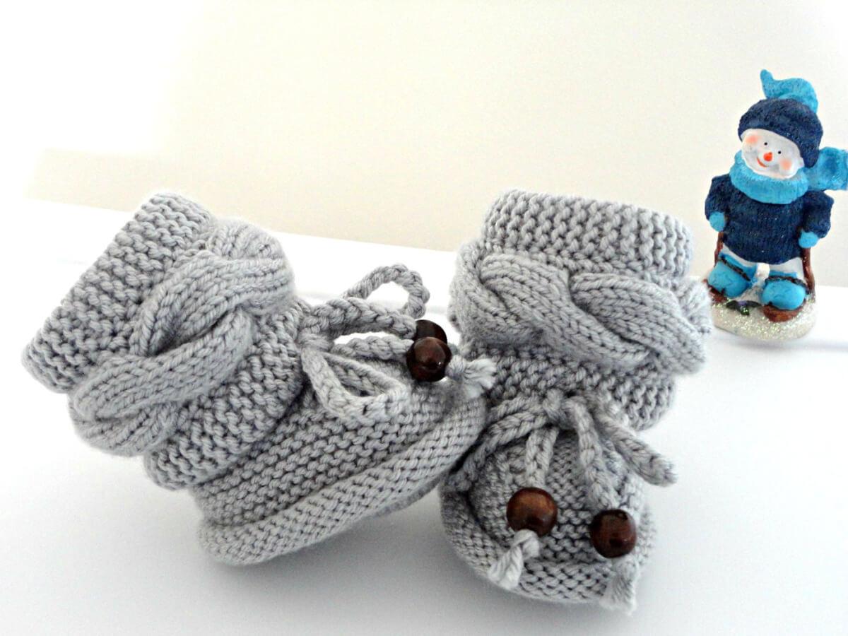 схема вязания пинеток спицами для начинающих с фото