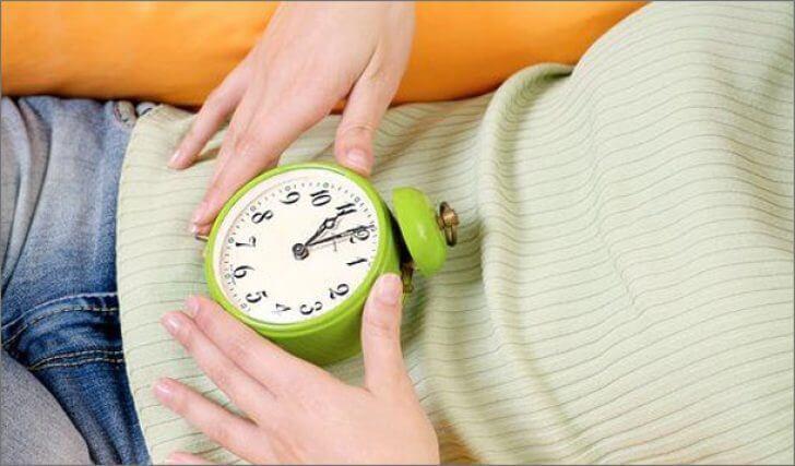 Фото определение оптимального времени для беременности