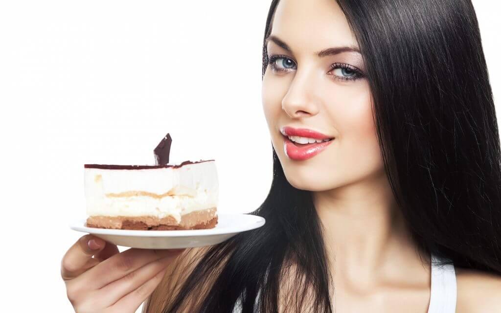 Ешьте то, что вам хочется, но понемножку