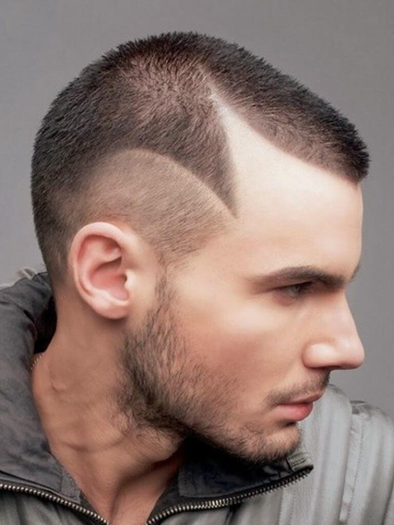 Модельная стрижка мужская Все стрижки с фото