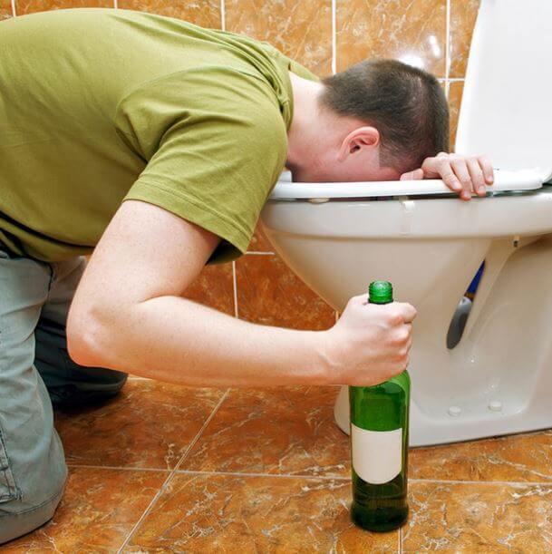 Фото стадии алкогольного опьянения