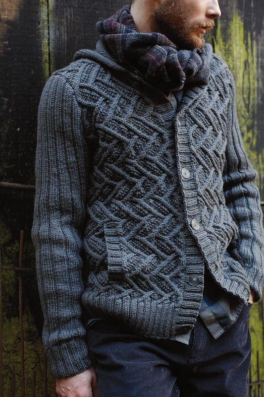 Фото вязаные кардиганы для мужчин мода года