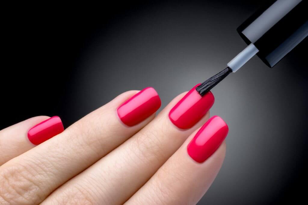 Фото покрытие ногтевой пластины гель лаком
